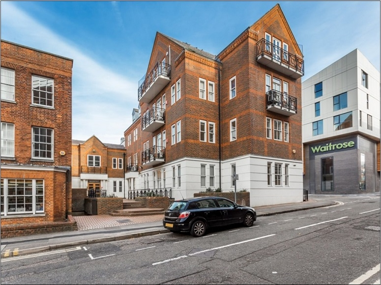September 2019 - First Floor Offices, 2 Bell Court, Leapale Lane, Guildford, Surrey, GU1 4LY