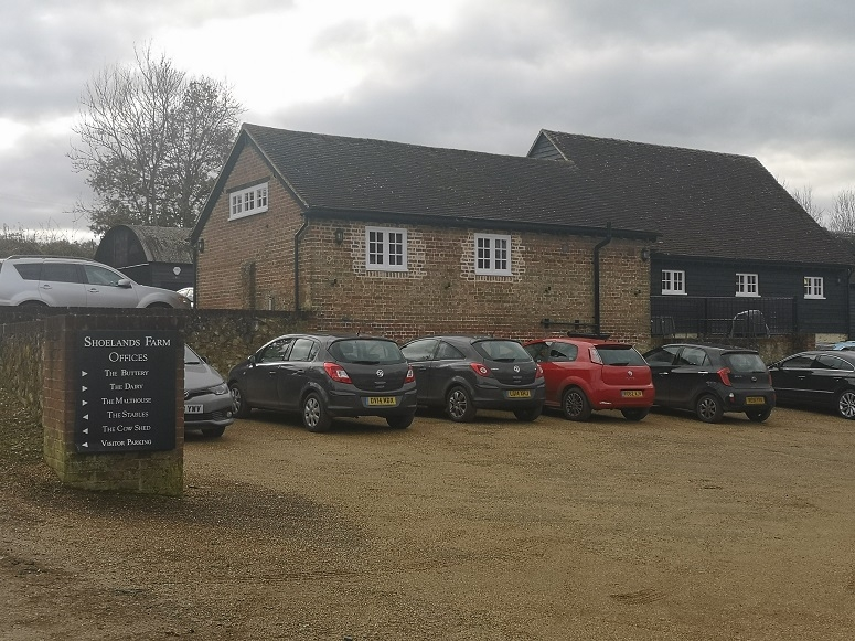 Office, Shoelands Farm, Seale Lane, Puttenham, Surrey GU10 1HL