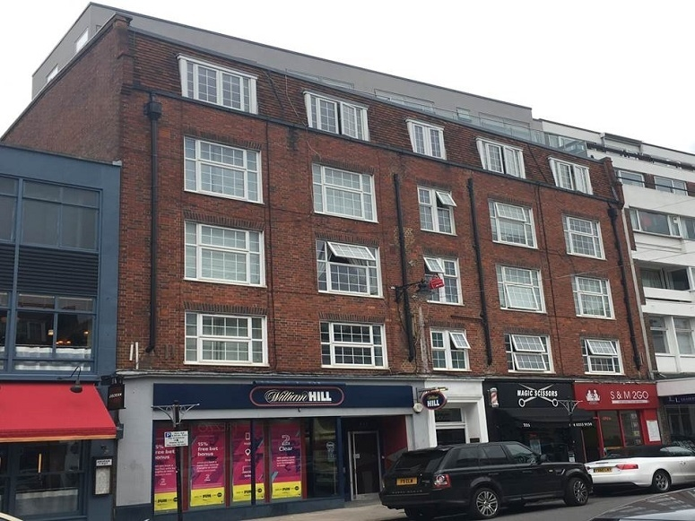 February 2018 - Eastgate House, 221-227 High Street, Guildford