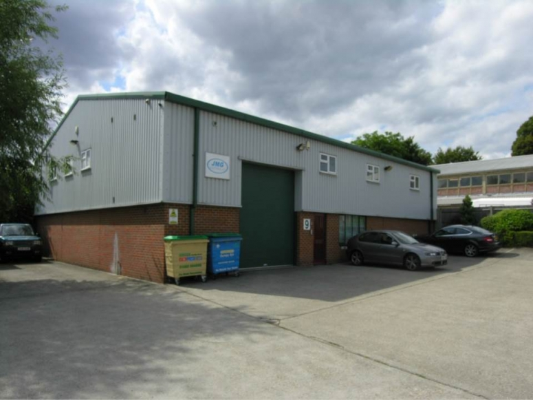 Part Ground Floor, Unit 9, Romans Business Park, East Street, Farnham, GU9 7SX