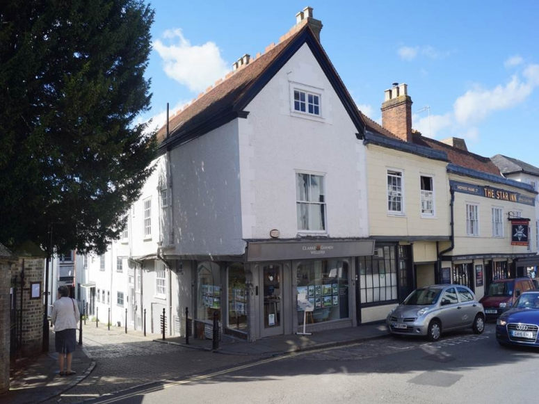 July 2018 - Second Floor 4A Quarry Street, Guildford, Surrey, GU1 3TY