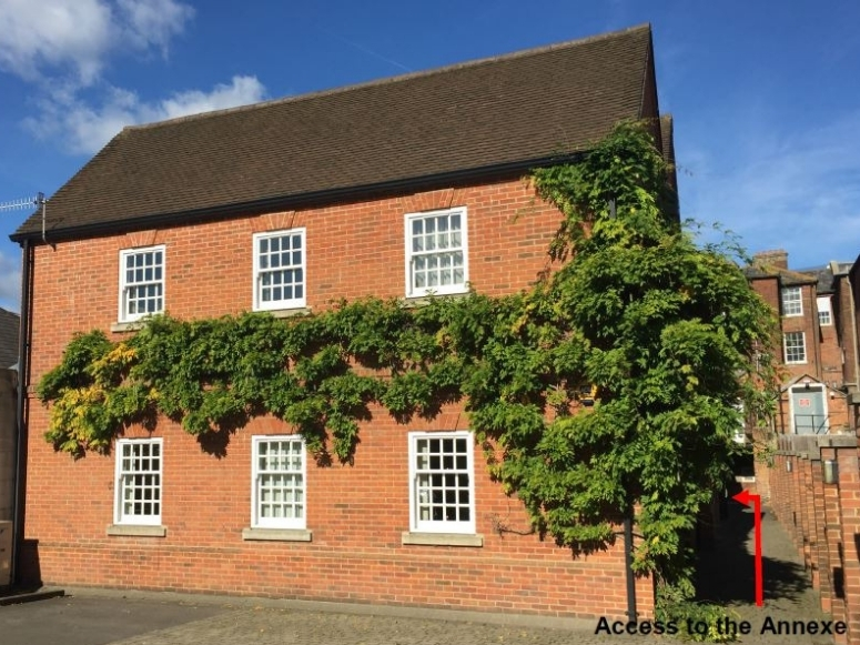 The Annexe, Saxon House, 28 Castle Street, Guildford, Surrey, GU1 3UW