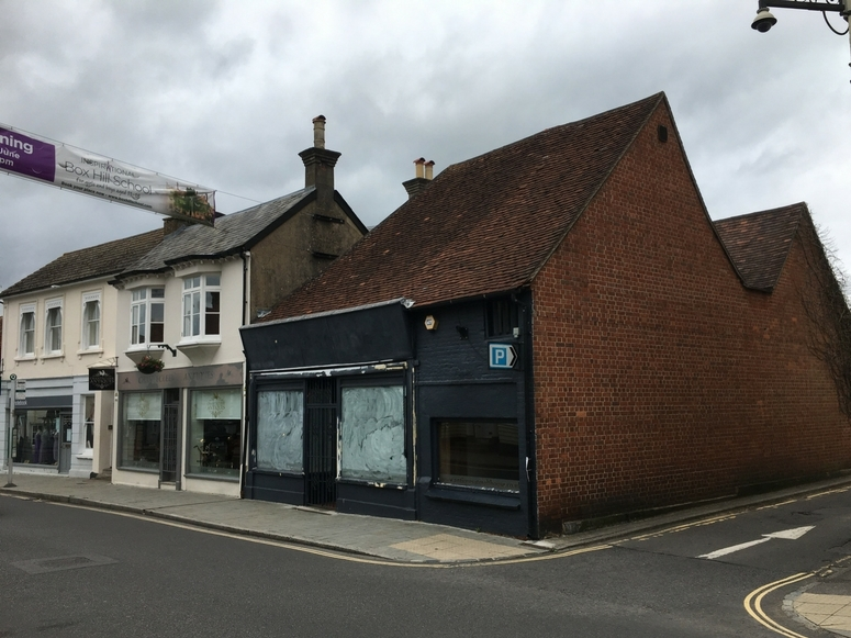 November 2017 - 49 West Street Dorking