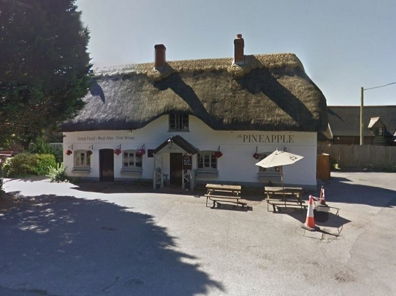 The Pineapple, Brimpton Common, Reading, RG7 4RN